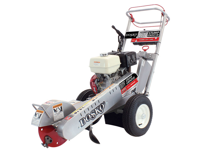 Image result for dosko stump grinder